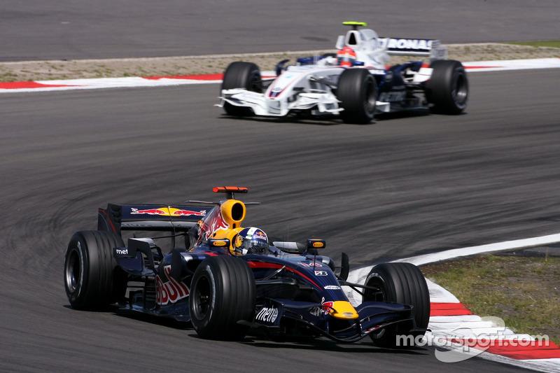 Девід Култхард, Red Bull Racing