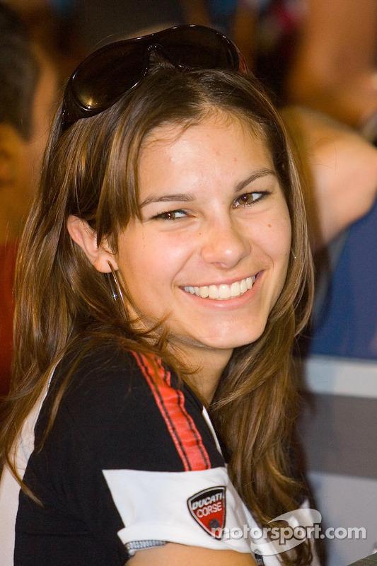 Casey Stoner Wife