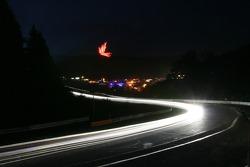 Wild lights at Brünnchen