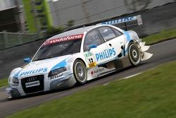 Lucas Luhr, Audi Sport Team Rosberg, Audi A4 DTM