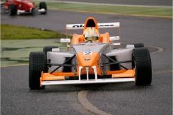 Маркус Эрикссон, Fortec Motorsport Formula BMW FB2