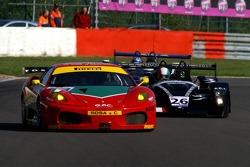 #83 GPC Sport Ferrari F430 GT: Luca Drudi: Ranieri Randaccio, Gianni Collini