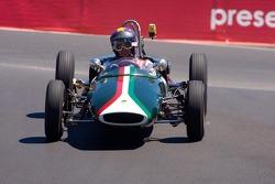 Pablo Gonzales, 1961 Lotus 20 F-Jr.