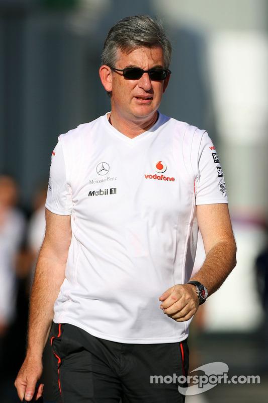 Ekrem Sami Head of McLaren Marketing