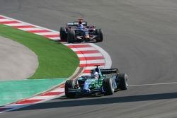Jenson Button, Honda Racing F1 Team, RA107, Vitantonio Liuzzi, Scuderia Toro Rosso, STR02