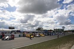 Sunday pre-race