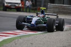 Christian Klien, Honda Racing F1 Team, RA107