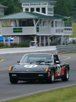 1967 Porsche 911: Michael Taradas