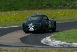 1959 Auston Martin DB4/GT: James Freeman
