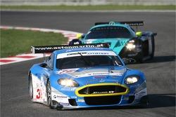 #36 Jetalliance Racing Aston Martin DB9: Lukas Lichtner-Hoyer, Robert Lechner