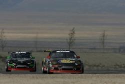 #85 Farnbacher Loles Motorsports Porsche GT3 Cup: Dominik Farnbacher, Leh Keen, Ian Baas