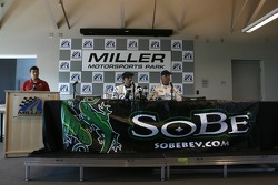 Hyper Sport press conference: Joe Foster and Patrick Dempsey
