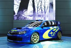 Subaru WRC Concept Car at the Frankfurt Auto Show