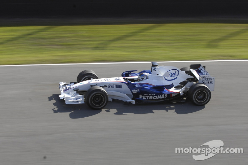 2007 : BMW-Sauber F1.07