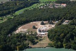 Visite de la maison de Michael Schumacher à Gland