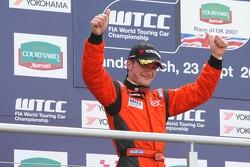 3ème Place, Colin Turkington, Team RAC, BMW 320si WTCC
