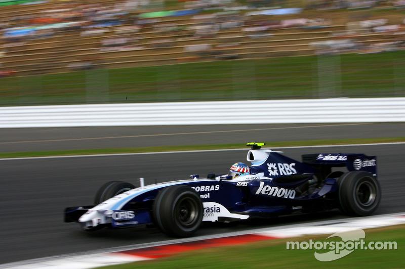 #17: Александр Вурц, Williams F1 Team, FW29