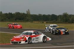 #97 BMS Scuderia Italia Porsche 997 GT3 RS: Emmanuel Collard, Matteo Malucelli
