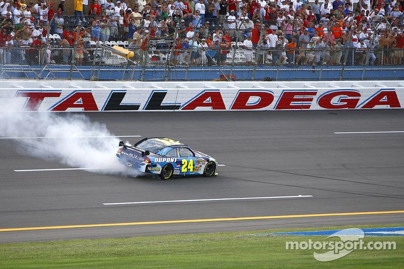 2007, Talladega 2: Jeff Gordon (Hendrick-Chevrolet)