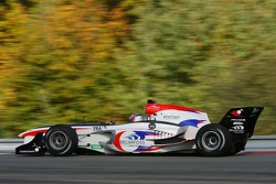 Nicolas Lapierre, driver of A1 Team France