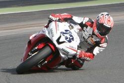 23-Broc Parkes-Yamaha YZF R6-Yamaha World SPP Racing Team