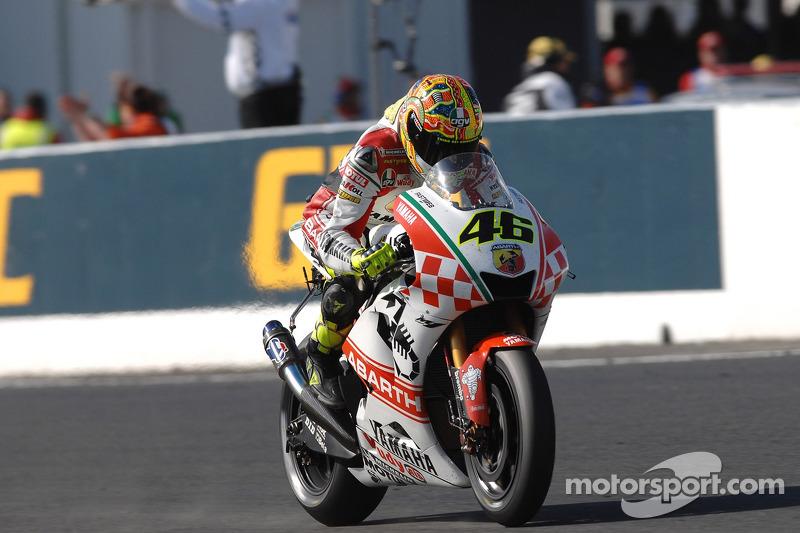 GP d'Australie 2007 - Yamaha (MotoGP)