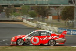 Craig Lowndes out in front again