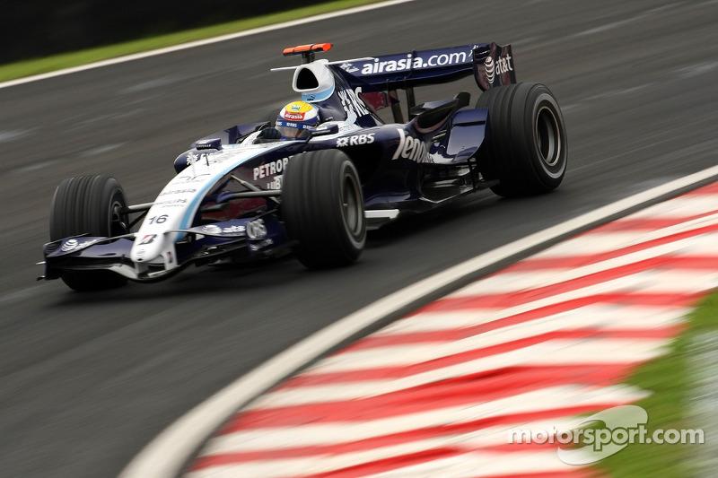 2007赛季:收官战巴西大奖赛的强势表现