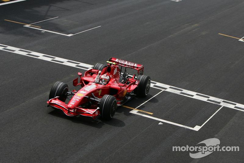 6. GP de Brasil 2007