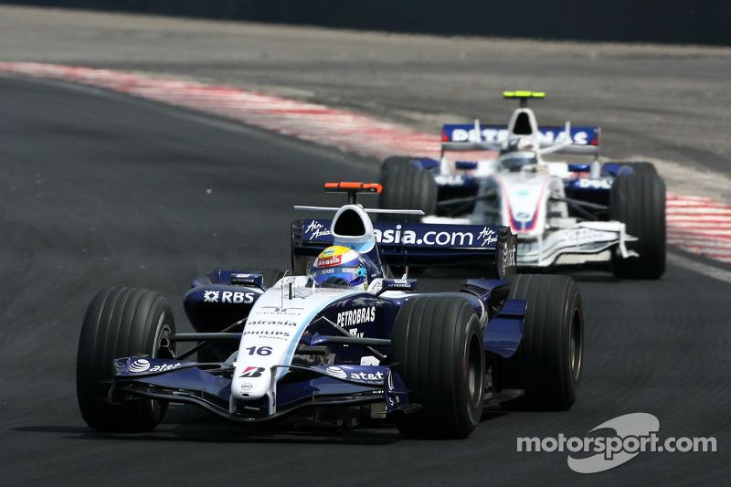 Гонка 35. Гран При Бразилии 2007 года