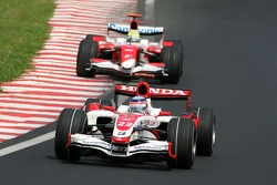 Takuma Sato, Super Aguri F1, Ralf Schumacher, Toyota Racing