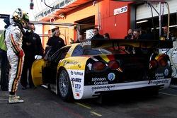 #4 Peka Racing Corvette C5R