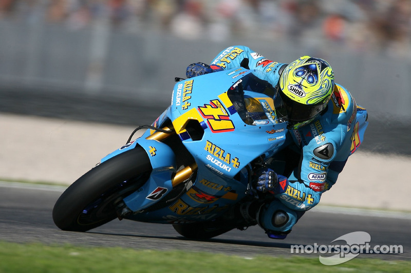 2007: Chris Vermeulen