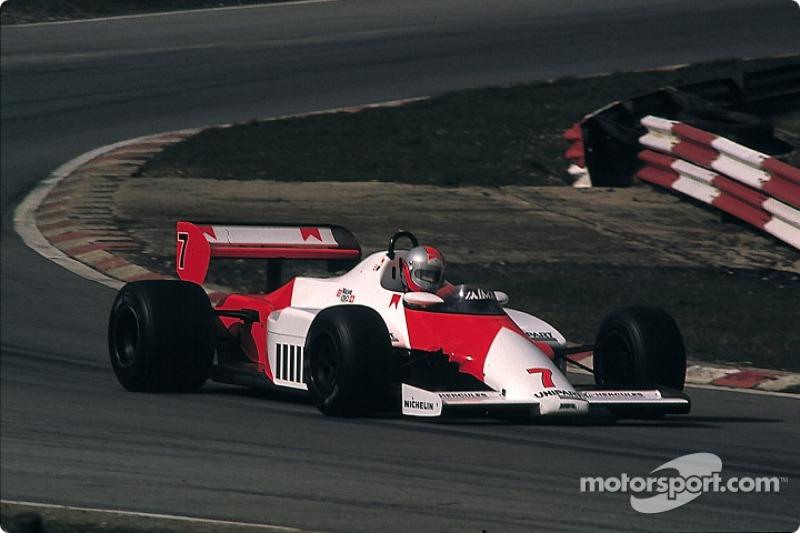 McLaren Cosworth MP4/1C (1983)