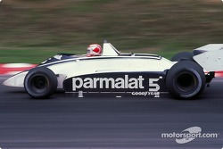 No mesmo dia, mais tarde, a Brabham rasgava as retas de Brands Hatch.