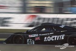 #41 Gulf Team Davidoff McLaren F1 GTR : Thomas Bscher, Rinaldo Capello, Emanuele Pirro