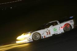 #72 Luc Alphand Aventures Corvette C6-R: Oliver Gavin, Patrice Goueslard, Olivier Beretta
