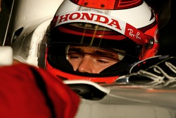 James Rossiter, Test Driver, Honda Racing F1 Team
