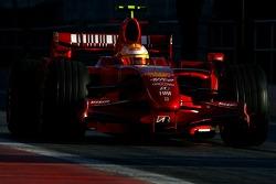 Luca Badoer, Test Driver, Scuderia Ferrari, F2007