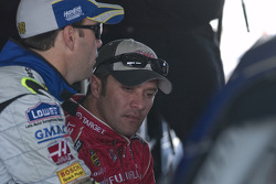 Jimmie Johnson and David Stremme