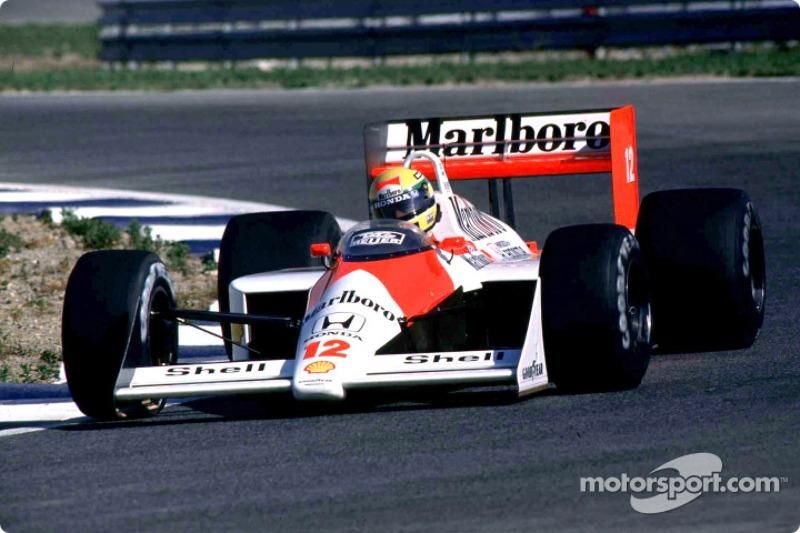 La única derrota de McLaren