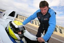 Ricardo Favoretto, HBR Motorsport USA