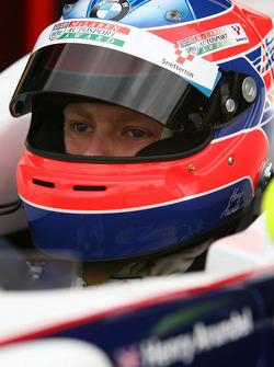Henry Arundel, Fortec Motorsport