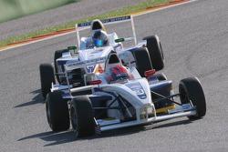Jazeman Jaafar, AM-Holzer Rennsport GmbH and Ricardo Favoretto, HBR Motorsport USA