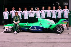 Adam Carroll, driver of A1 Team Ireland and A1 Team Ireland