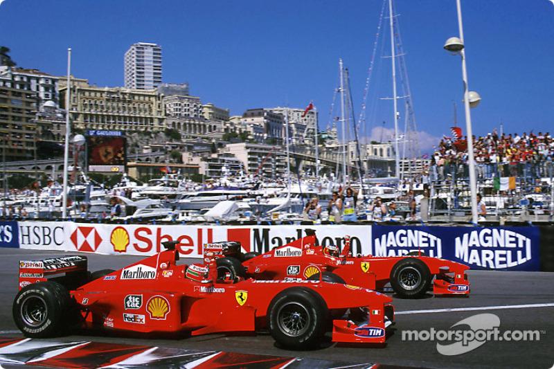 Es 1999. Michael Schumacher sigue siendo dos veces campeón del mundo. Jenson Button debutaría en la Fórmula 1 al año siguiente. Fernando Alonso y Kimi Raikkonen llegarán al campeonato en dos años, y Lewis Hamilton solo tiene 14 años.