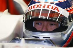 Takuma Sato, Super Aguri F1