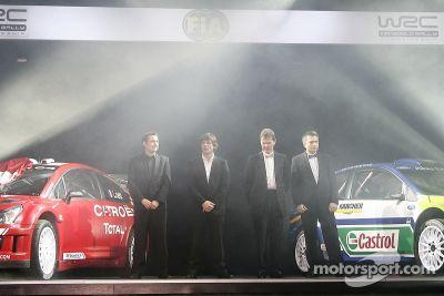 2007 FIA Gala prize giving ceremony, Monaco