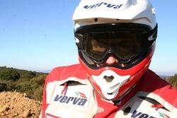 Orlen Team test at Chateau Lastour: Kuba Przygonski