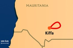 Stage 13: 2008-01-18, Kiffa to Kiffa